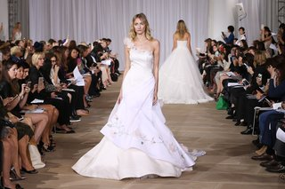 ines-di-santo-one-shoulder-flower-print-wedding-dress