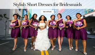stylish-short-dresses-for-bridesmaids-to-wear-for-warm-weather-spring-summer-destination-weddings