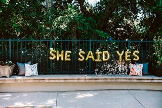 engagement-party-inspiration-gold-mylar-balloon-letters-she-said-yes