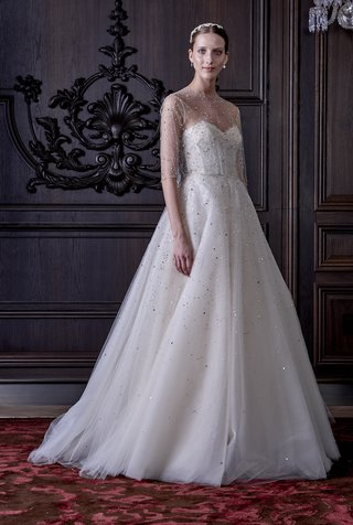 ball-gown-with-beaded-sheer-neckline-and-sleeves