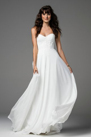 strapless-a-line-gown-with-a-sweetheart-neckline-made-with-lace-soft-poly-chiffon-and-a-knit-lini