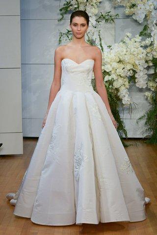 monique-lhuillier-spring-2018-bridal-collection-wedding-dress-juliette-strapless-ball-gown