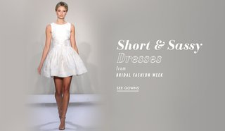 these-short-dresses-from-fall-2016-bridal-fashion-week-are-ideal-for-casual-ceremonies-and-reception