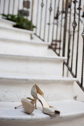 brides-silvery-peep-toe-jimmy-choo-pumps
