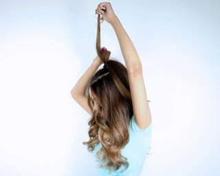 ariana-grande-inspired-wedding-event-bachelorette-party-half-up-half-down-hair-tutorial-step-4