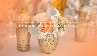 pretty-peach-color-wedding-ideas