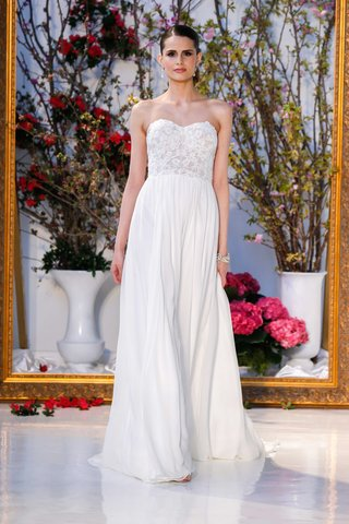 anne-barge-collection-spring-2017-lily-strapless-wedding-dress-lace-bodice-silk-chiffon-skirt