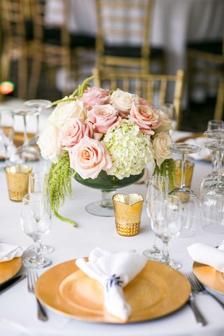 blush-roses-ivory-hydrangeas-amaranthus-gold-votives