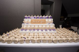wedding-favor-heart-shape-bottle-cremas-creamy-alcohol-beverage-from-haiti-thank-you-sign-purple