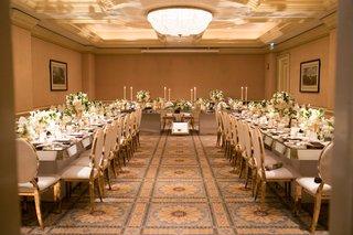 ballroom-reception-mirror-top-tables-modern-wedding-california-calligraphy-katrina-professional