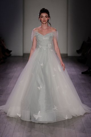 a-line-ball-gown-in-light-blue-green-with-butterfly-appliques