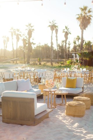 wedding-reception-lounge-area-on-the-beach-destination-wedding-in-cabo-san-lucas