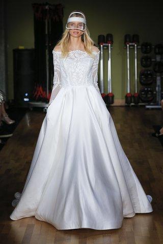 rivini-alyne-fall-2018-long-sleeve-sheer-lace-bodice-satin-ball-gown