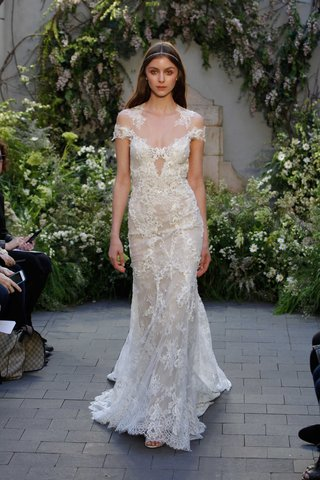 monique-lhuillier-spring-2017-geneva-wedding-dress-trumpet-gown-lace-off-shoulder-illusion-sleeves