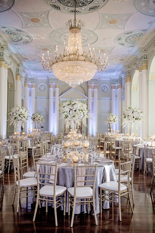 tall-flower-arrangements-at-the-biltmore-ballrooms-wedding