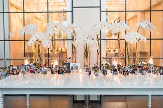 picture-escort-card-table-tall-orchids-family-friends-museum-contemporary-art-chicago