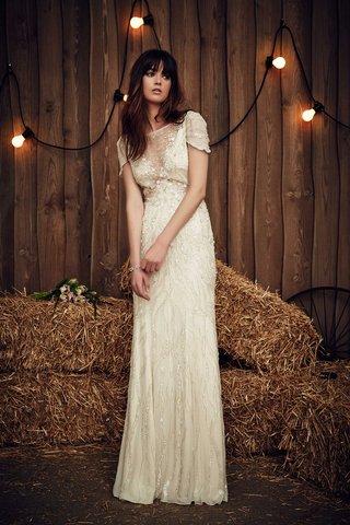 jenny-packham-2017-bridal-collection-nashville-beaded-wedding-dress-with-short-sleeves-sheer-bodice