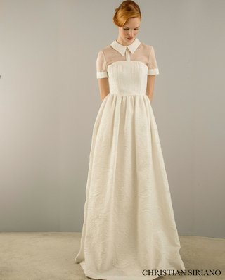 christian-siriano-for-kleinfeld-menswear-inspired-collared-wedding-dress