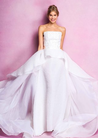 angel-sanchez-fall-2016-strapless-ball-gown-with-overlay