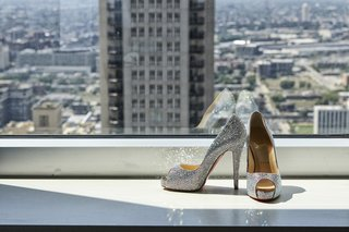 christian-louboutin-shoes-and-chicago-skyline