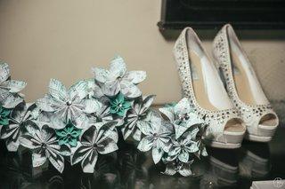 betsey-johnson-rhinestone-peep-toe-wedding-shoes