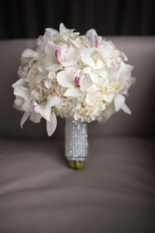 crystal-bouquet-wrap-with-hydrangeas-and-orchids