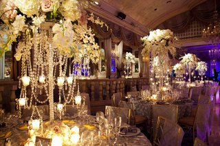 the-pierre-wedding-reception-with-gold-and-ivory-color-palette