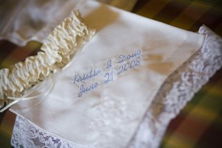 white-garter-with-embroidered-handkerchief