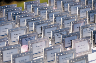 seating-card-in-silver-frame-with-rhinestones