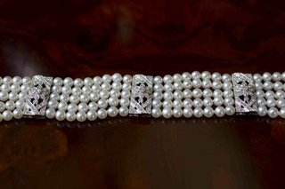 wedding-day-jewelry-five-strand-pearl-bracelet