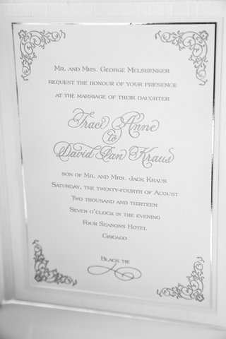 white-paper-invites-with-silver-calligraphy-and-motif