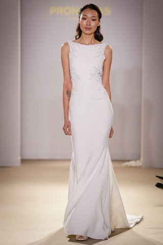 atelier-pronovias-2019-bridal-collection-wedding-dresses-sleek-silk-satin-crepe-gown-beading-vine