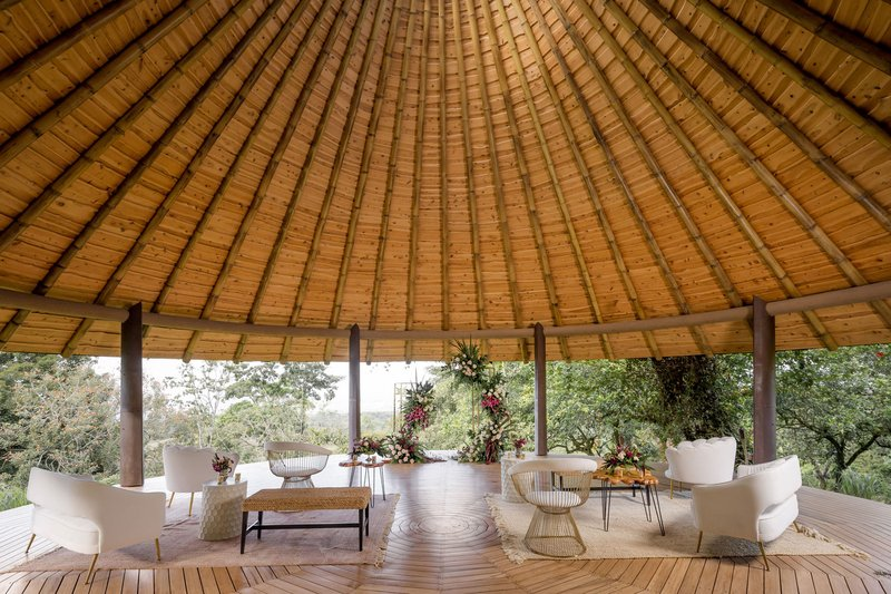 ORIGINS Luxury Lodge - Ceremony Wedding Venues