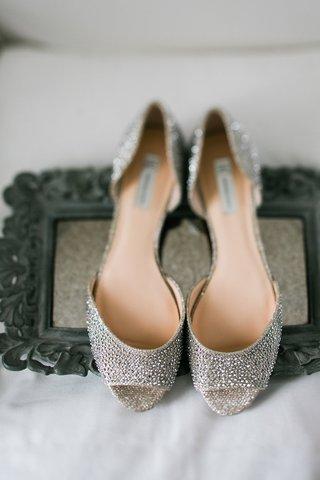 silver-rhinestone-crystal-peep-toe-pumps-stuart-weitzman-wedding-heels