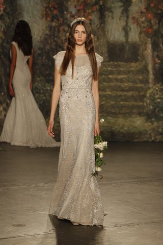 champagne-hermione-beaded-dress-with-flutter-sleeves-by-jenny-packham