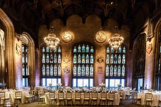 university-club-of-chicago-cathedral-hall-wedding-chandeliers-stained-glass