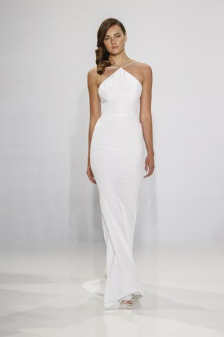 christian-siriano-for-kleinfeld-bridal-halter-wedding-dress-with-multiple-straps