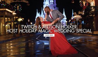 twitch-and-allison-holker-host-disneys-fairy-tale-weddings-holiday-magic-special-on-freeform