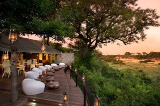 andBeyond Ngala Tented Camp wedding honeymoon destination
