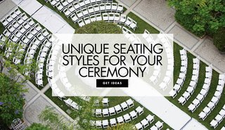 unique-seating-styles-for-your-wedding-ceremony