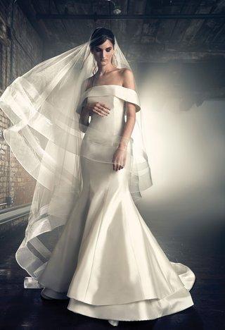 sareh-nouri-fall-2018-wedding-dress-estee-tuxedo-fold-over-off-shoulder-neckline-trumpet-gown-silk