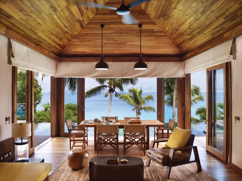Two Bedroom Villa at Six Senses Zil Pasyon
