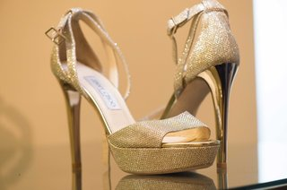 peep-toe-gold-metallic-jimmy-choo-wedding-day-shoes-with-ankle-strap-and-platform