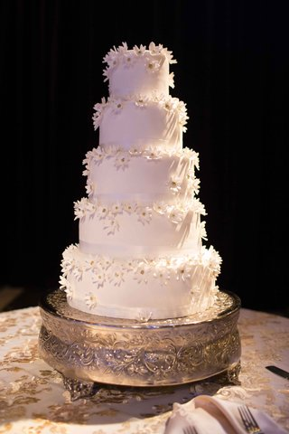 5-tier-white-classic-cake-modeled-after-brides-liancarlo-wedding-gown-flowers-dessert-italian