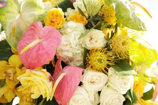 hydrangea-protea-orchids-and-roses