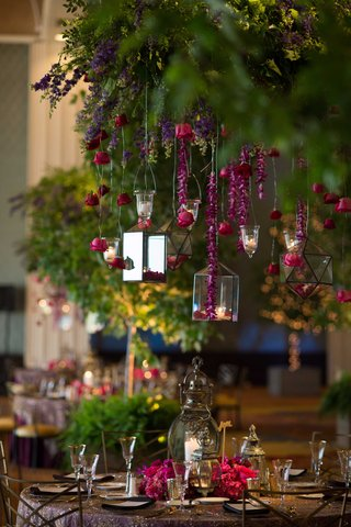 lanterns-candles-reception-lighting