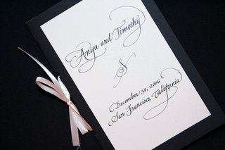 cover-of-ceremony-program-with-black-calligraphy