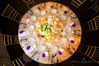 table-decor-as-seen-from-above-florals-in-shades-of-white-and-green-accented-with-a-purple-vanda-o