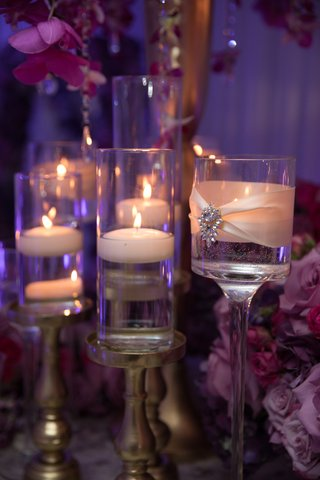 glass-votives-floating-tea-lights-crystal-pink-purple-gems-low-light-bold-feminine