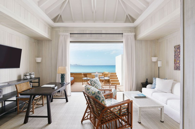 Cheval Blanc - Living Room by Jacques Grange V
